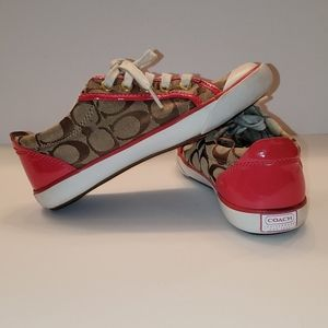 Coach Barrett Leatherware shoes